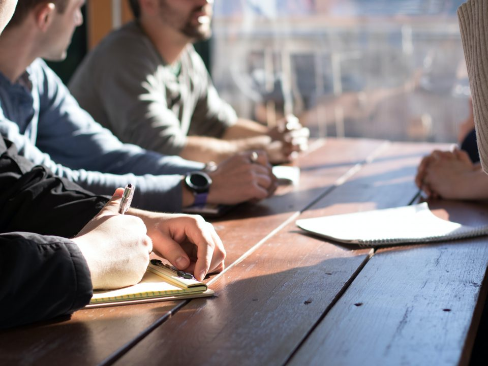 Hiring smart with a group panel interview